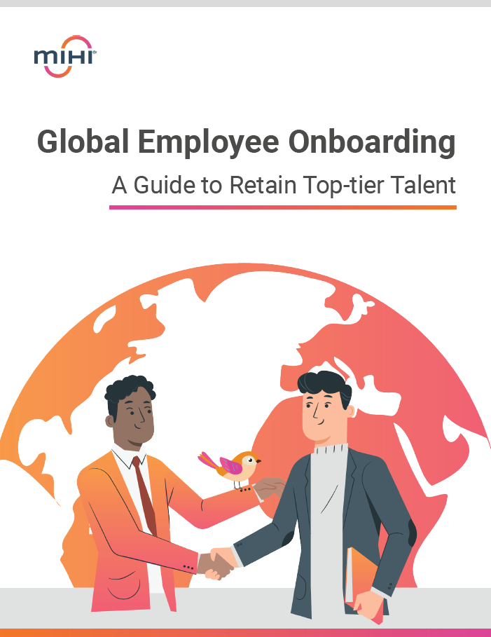 Download Global Employee Onboarding Guide White Paper